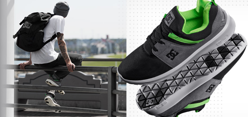 Акции DC Shoes в Герцах